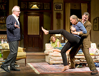Amy Morton | WHO'S AFRAID OF VIRGINIA WOOLF? Tracy Letts, Carrie Coon, Amy Morton, and Madison Dirks