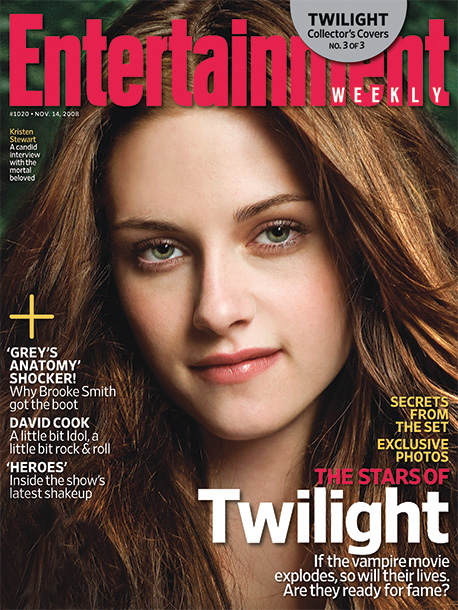 Kristen Stewart, Twilight | ?''It's just surreal to be a crucial part of a machine like this,'' says Stewart, over a lunch of raw oysters and po'boys. ''I'm sort…