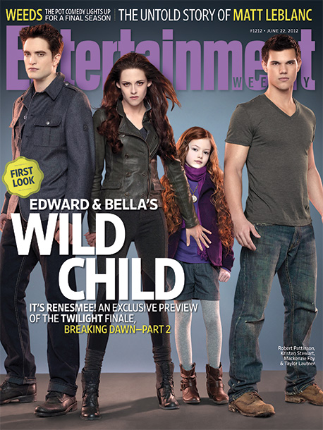 Twilight | ''In the past, Lautner has said he found the metaphysical mechanics of [Jacob imprinting on Renesmee] a bit confusing. But talking to Stephenie Meyer and…