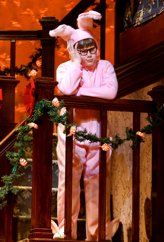 A CHRISTMAS STORY, THE MUSICAL Johnny Rabe