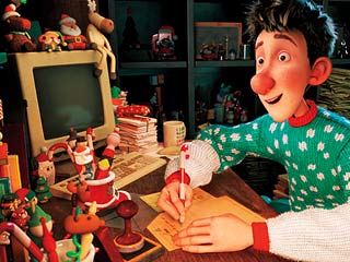 PRINCE ARTHUR James McAvoy voices the title role in Arthur Christmas