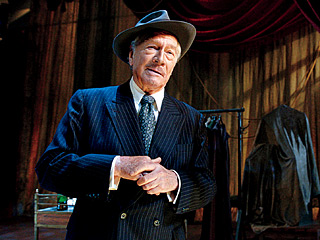 BARRYGOOD Christopher Plummer turns out a stunning performance as American actor John Barrymore