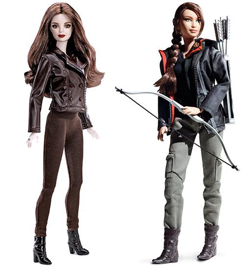 Bella V Katniss