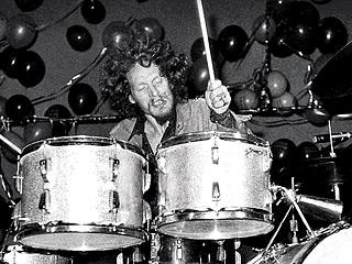 BEWARE OF MR. BAKER 'Cream' drummer, Ginger Baker