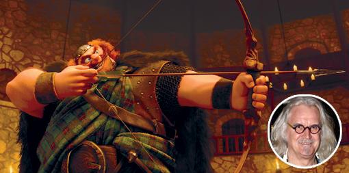 Brave King Fergus