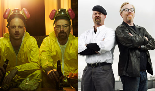 Breaking Bad Mythbusters