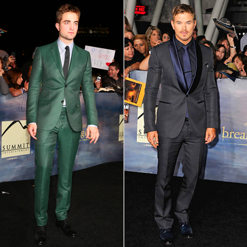 Breaking Dawn 2 Pattinson