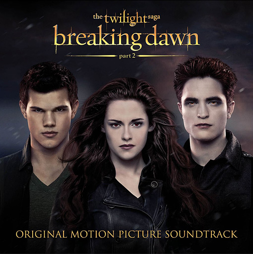 Breaking Dawn 2 Soundtrack