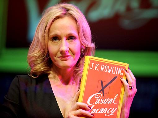 Casual Vacancy Rowling