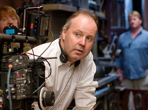 David Yates On Set