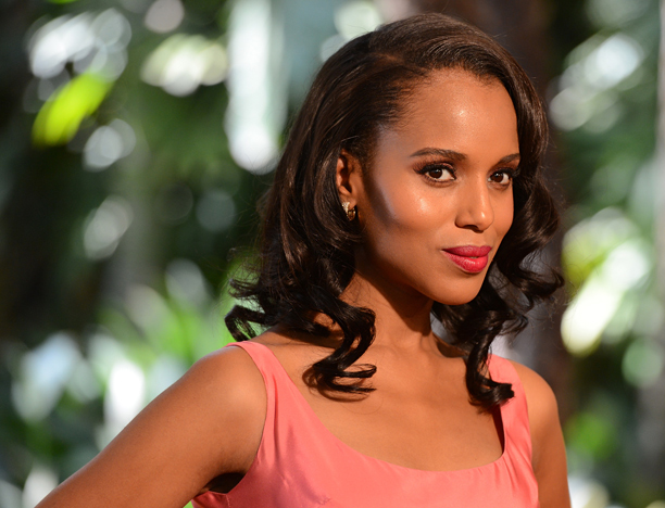 ''At the beginning of this year, I had no idea how busy I'd be,'' says Kerry Washington, who went from playing a woman in the…