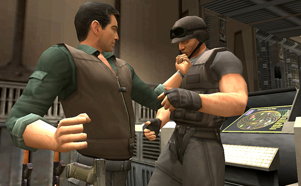 Xbox, PS2, GameCube, 2004 My pick for the absolute best Bond game (sorry, GoldenEye ), Everything or Nothing is the closest players have come to…
