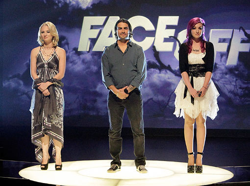 Face Off Finale