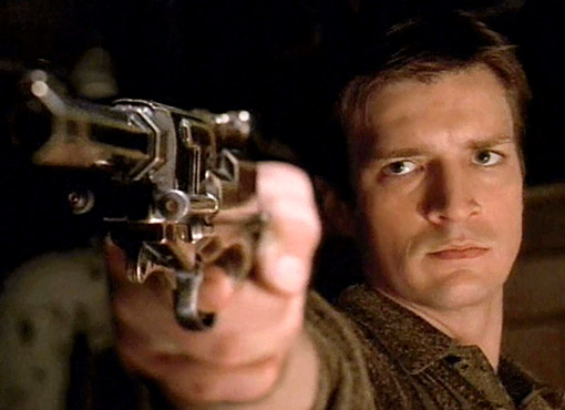 Firefly Nathan Fillion