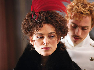 TRAGIC ROMANCE In Anna Karenina , Keira Knightley plays the title character in this unique adaptation of Leo Tolstoy's novel