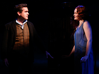 GIANT Brian d'Arcy James and Kate Baldwin
