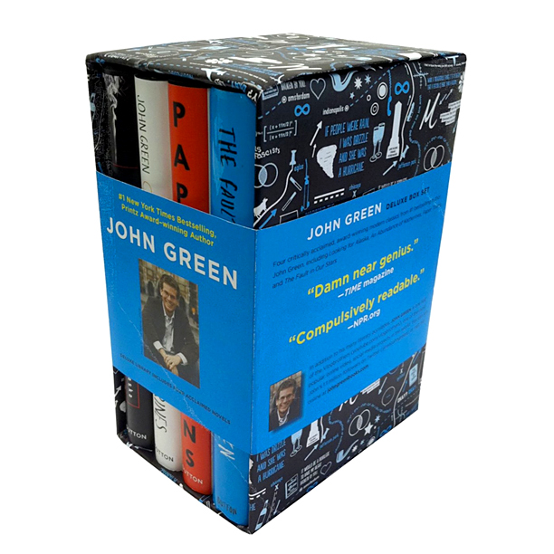 Fans of New York Times -bestselling author John Green can rediscover his work with this hardcover library containing four of the author's best books —…