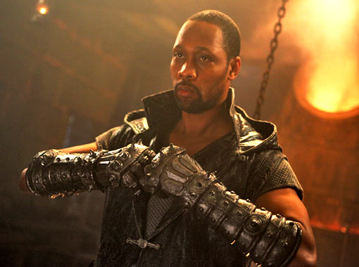 FISTS OF FURY Rapper RZA makes his directorial debut in this knockout film