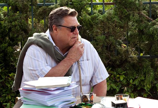 John Goodman, Argo (pictured) Robert De Niro, Silver Linings Playbook Leonardo DiCaprio, Django Unchained Ewan McGregor, The Impossible