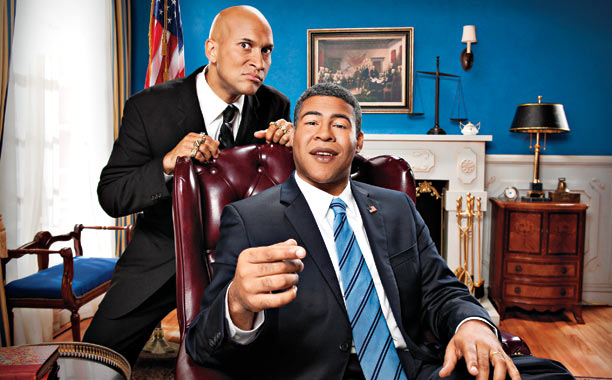 Sure, presidential props are cool for Keegan-Michael Key and Jordan Peele, but the Mad TV vets have another way of measuring the runaway success of…