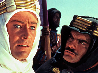 MOST EPIC EPIC Lean's desert classic Lawrence of Arabia celebrates its 50th anniversary with a must-have box set