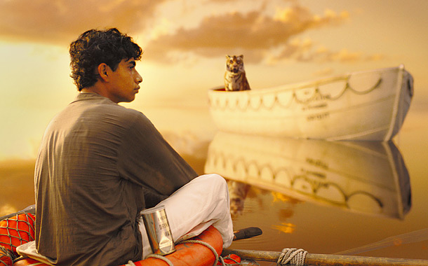 This saga of a boy lost at sea could be the first 3-D film to win Best Picture. In director Ang Lee's hands, the format…