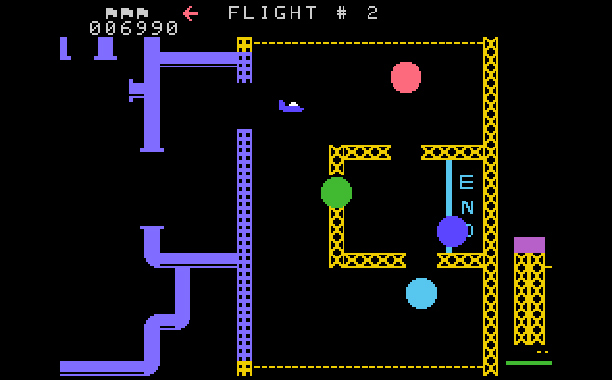 '' Looping for ColecoVision may have been the very first game I had an addiction to. The only control you had was up and down,…