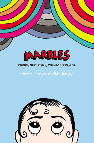 TORTURED ARTIST Marbles explores the links between creativity and mental instability