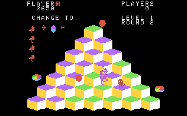 ''In the 'yes, I am old' category [my favorites were]: Qbert , Frogger , Tetris , Donkey Kong , Pac-Man , Centipede , Street Fighter…