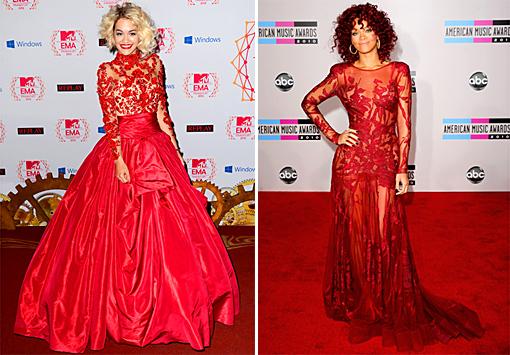 Rihanna Victoria Secret Show 2