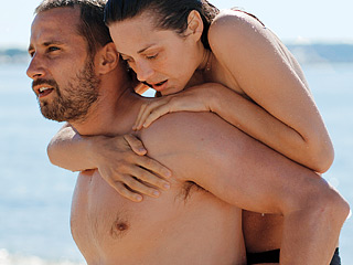 THE LOVELY BONES Matthias Schoenaerts helps Marion Cotillard recover her will to live after a terrible accident leaves her unable to walk in Rust and…