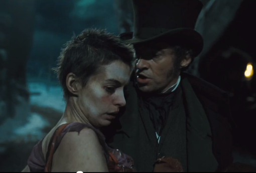 Les Miserables First Interviews With Hugh Jackman And Anne Hathaway Ew Com