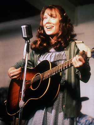 Sissy Spacek, Coal Miner's Daughter | Married at 14, a mother of four by 18, Loretta Lynn's journey was infinitely longer than the 300 miles from Kentucky poverty to the Grand…