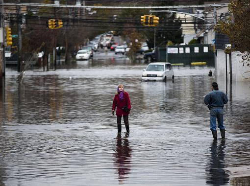 Staten Island Flooding