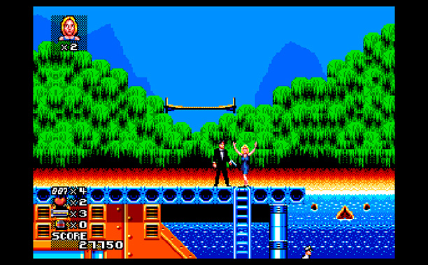 Sega Genesis, 1993 One of the rare 007 interactive romps to feature Timothy Dalton, this 16-bit era side-scroller was short on story, but big on…