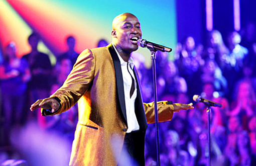 The Voice Jermaine Paul