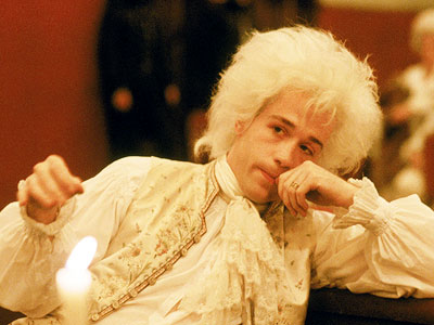 Tom Hulce, Amadeus   Amadeus , adapted by Milos Forman with a hippie-ish flair from Peter Shaffer's original play, succeeds because it's not merely a linear biography celebrating Mozart's…