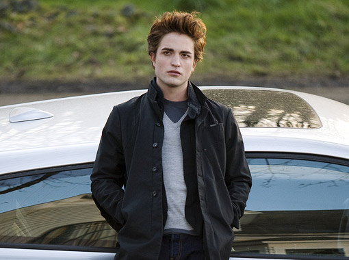 Twilight Pattinson Car