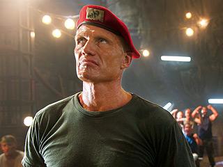 UNIVERSAL SOLDIER: DAY OF RECKONING Dolph Lundgren