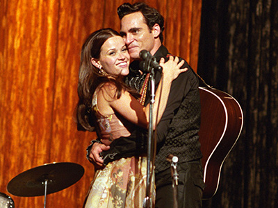 25. WALK THE LINE (2005) SUBJECT: Johnny Cash