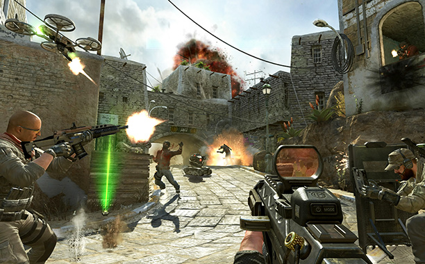 It's not even clear that the Call of Duty games need their campaign mode; fans of the series tend to spend the vast majority of…
