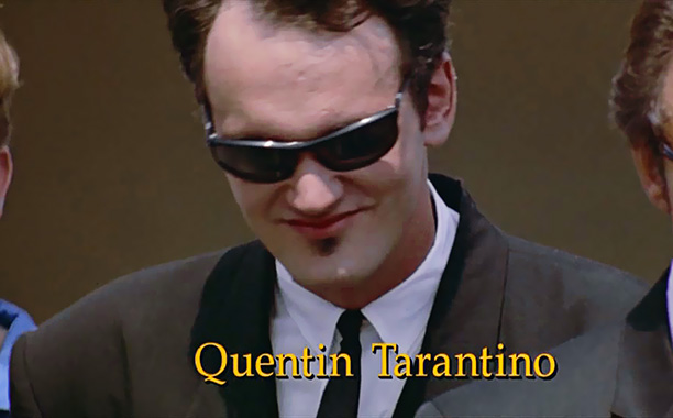 Look, It's Mr. Tarantino!