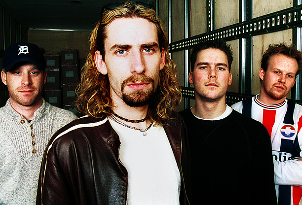 Although released as a single in mid-2001, Nickelback's defining song ''How You Remind Me'' found ubiquity in 2002 — SoundScan later estimated that it was…