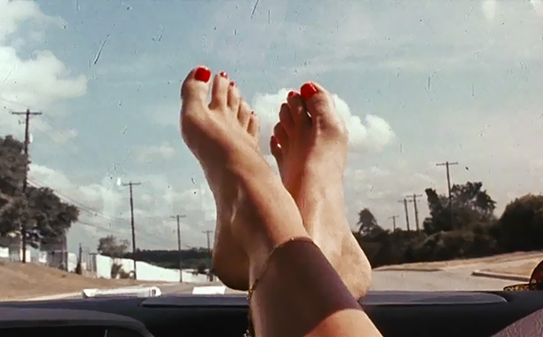Grindhouse | Foot massages in Pulp Fiction . Bridget Fonda's toe ring in Jackie Brown . Pretty much every actress's bare feet in Death Proof . Uma…