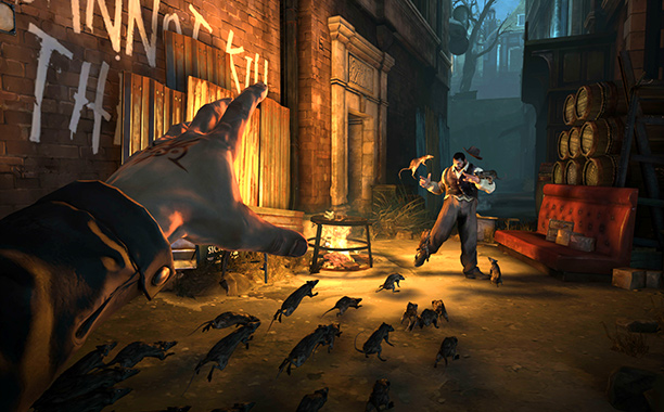 One of the best things about Dishonored is the myriad ways you can go about accomplishing your goals: Do you kill the guard with your…