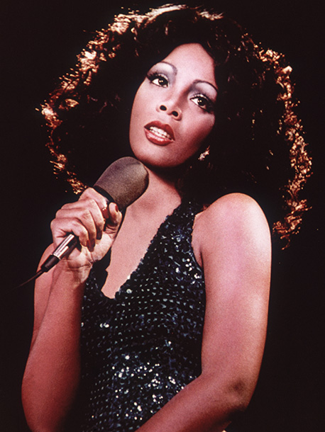 Donna Summer | She was part of a wave of powerful singers like Aretha Franklin and Diana Ross who made being a strong woman a desirable thing. Donna…