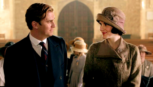 Downton Abbey S3 Matthew Mary