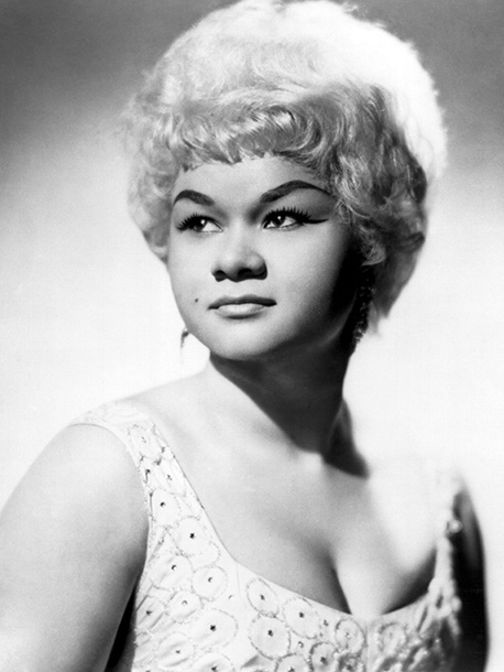 Etta James | ''There's something very powerful about that voice. Nobody else's can embody the soul of music like hers. She had a spirit about her that has…