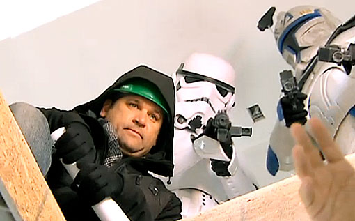 EXTREME MAKEOVER STAR WARS