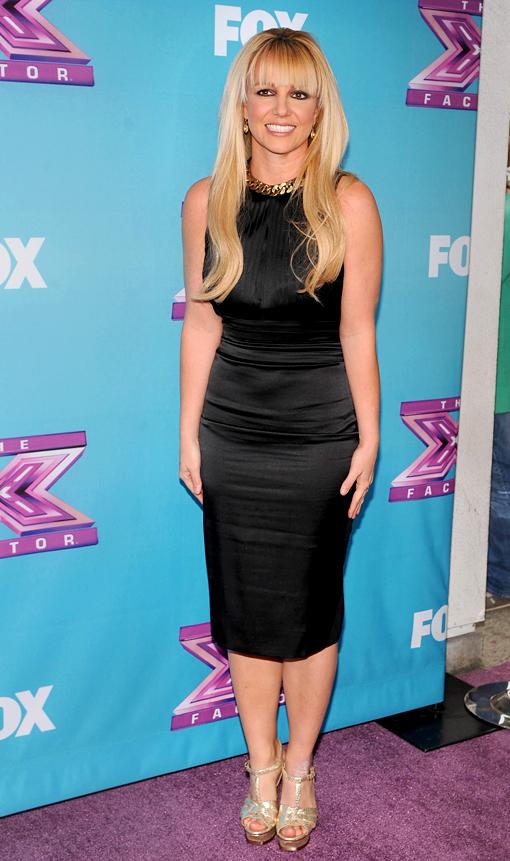 Fashion Comeback Britney Spears 02